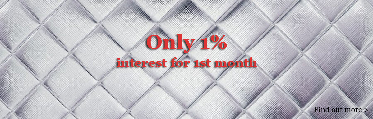 only-1percent-interest